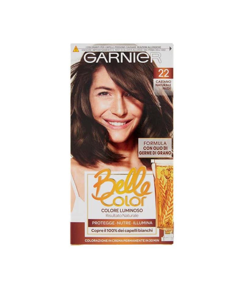 BELLE COLOR GEL N.022 CASTANO