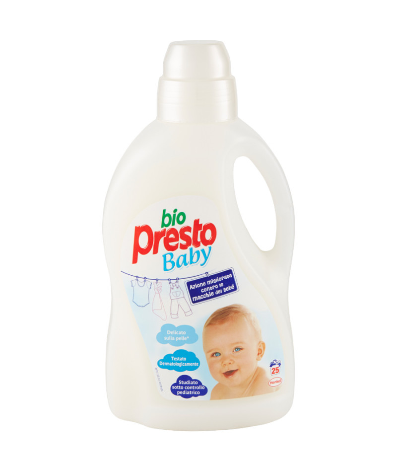 BIO PRESTO BABY 1.5LT
