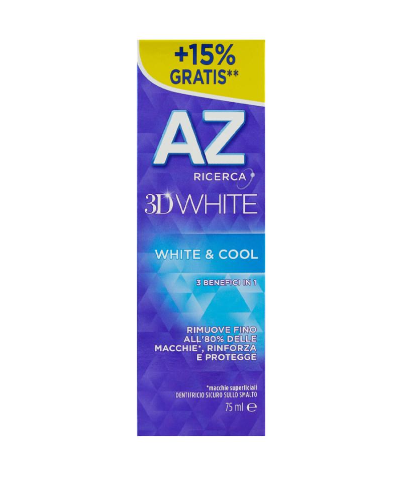 AZ DENTIFRICIO WHITE & COOL...