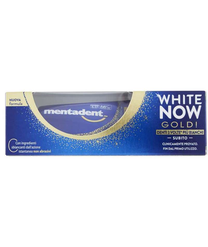 MENTADENT WHITE NOW GOLD