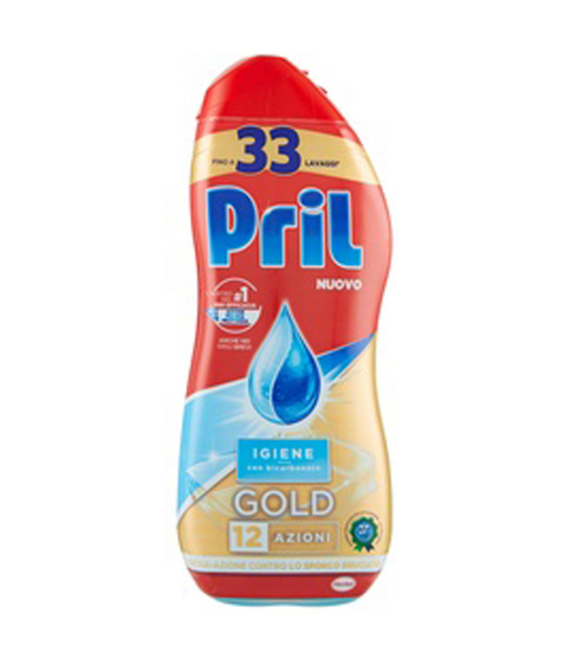 PRIL GEL 600ML IGIENE