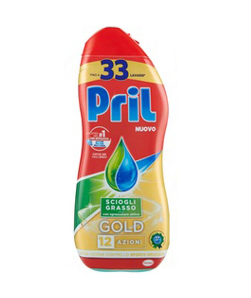 PRIL GEL 600ML SCIOGLI GRASSO