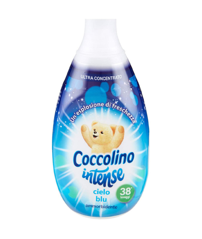 COCCOLINO INTENSE BLU 570ML