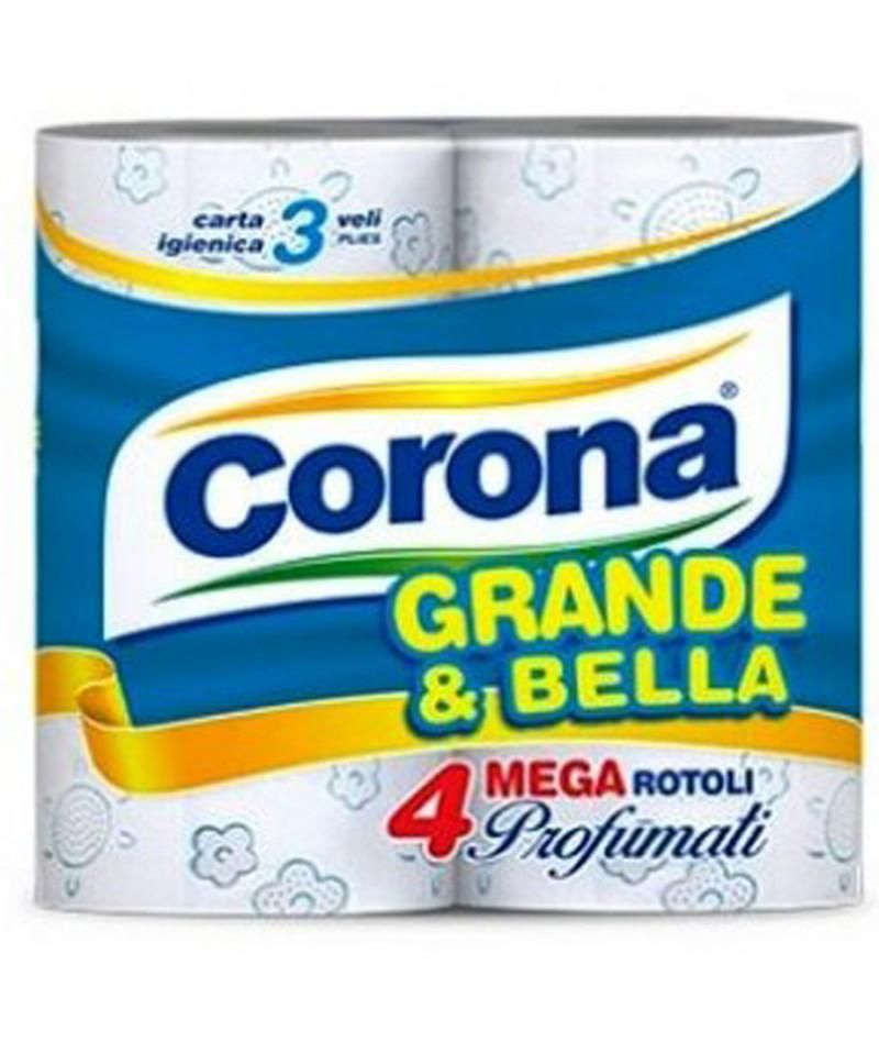 CORONA GRANDE E BELLA CARTA...