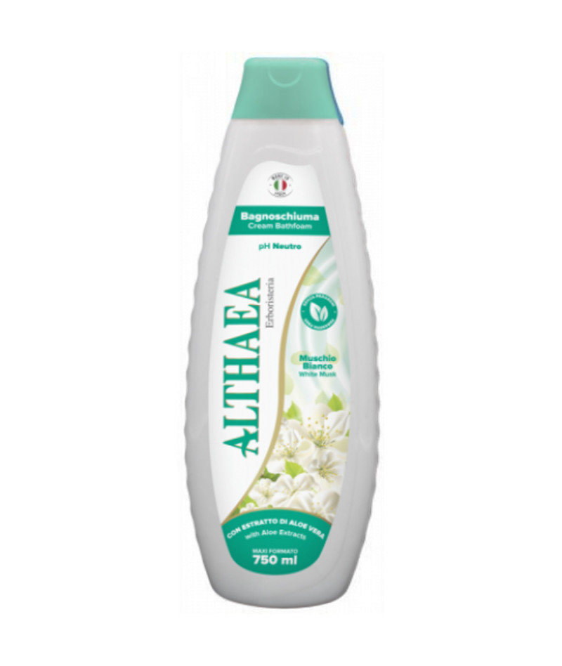 ALTHAEA BAGNO 750ML MUSCHIO...