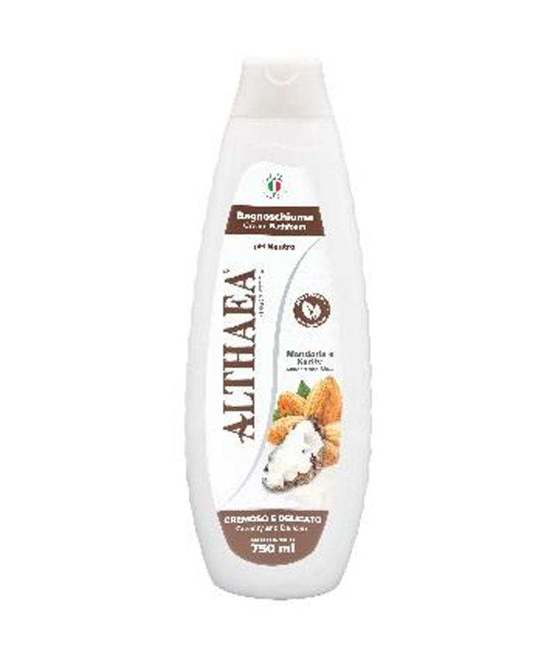 ALTHAEA BAGNO 750ML MANDORLA