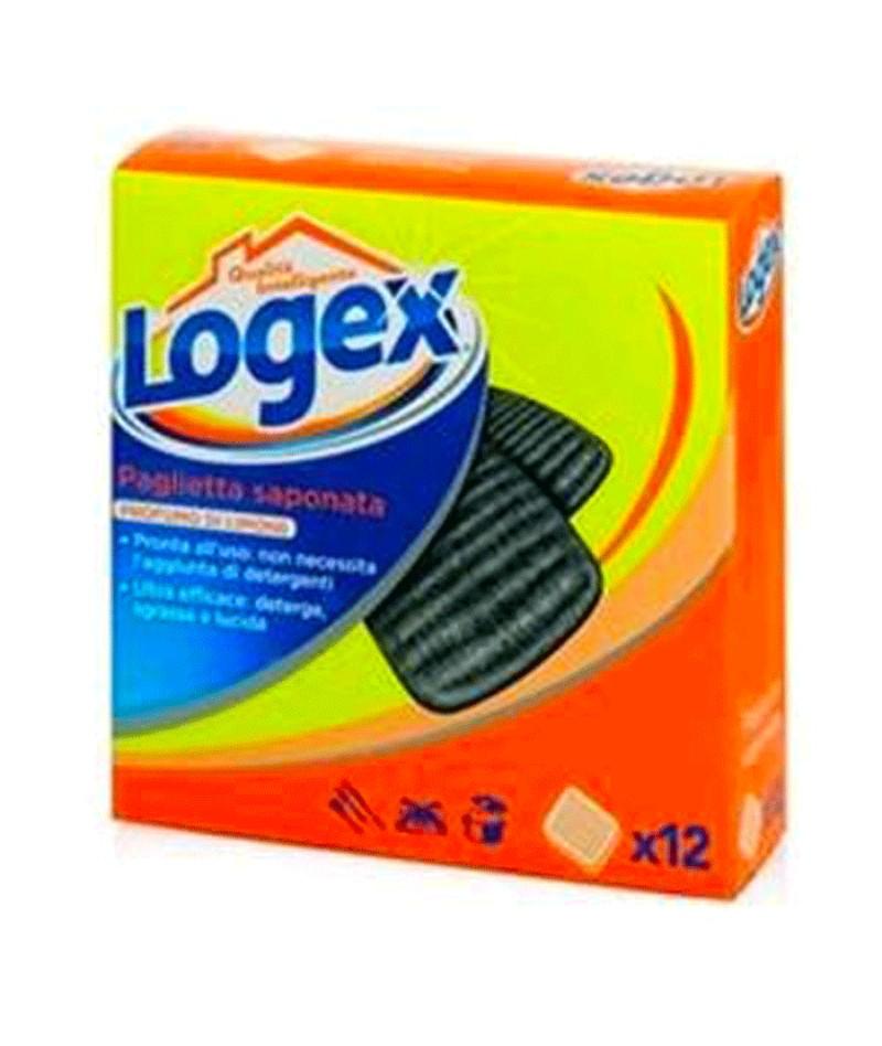 LOGEX PAGLIETTE X12